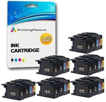 30 Compatibles LC1280XL Cartuchos de Tinta para Brother MFC ...