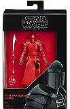 Star Wars 2017 The Black Series Elite Praetorian Guard (The Last Jedi) Action Figure 3.75 Inches