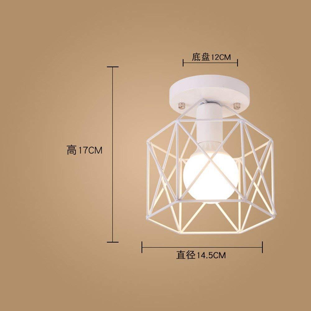 JUN Gzz Deng Home Außenbeleuchtung Deckenleuchte Moderne Korridor Europäischen Stil Wohnzimmer LED Kinderzimmer Beleuchtung 10 Watt LED A-912