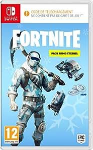 Fortnite : Pack froid éternel [Importación francesa