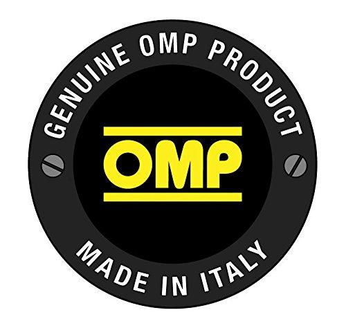 OD//2044//N OMP Racing 310/Alu GT volant en aluminium//daim pour voiture de course