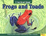 I Can Read about Frogs and Toads, Ellen Schultz, 0816749825