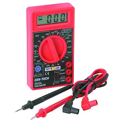 Function Multimeter Electronic Measurements Voltmeter product image