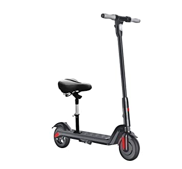 Patinete Eléctrico Doble freno 350W E-Scooter 8-50 Km Con 25 ...