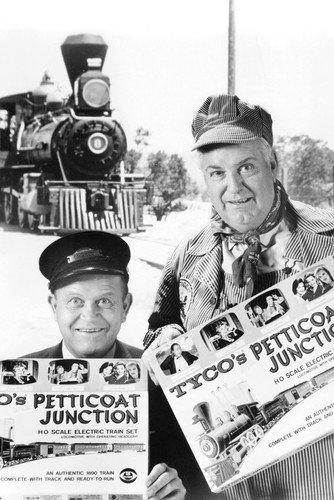 Petticoat Junction Rufe Davis Smiley Burnette Poster