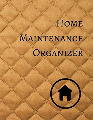 Download Home Maintenance Organizer pdf