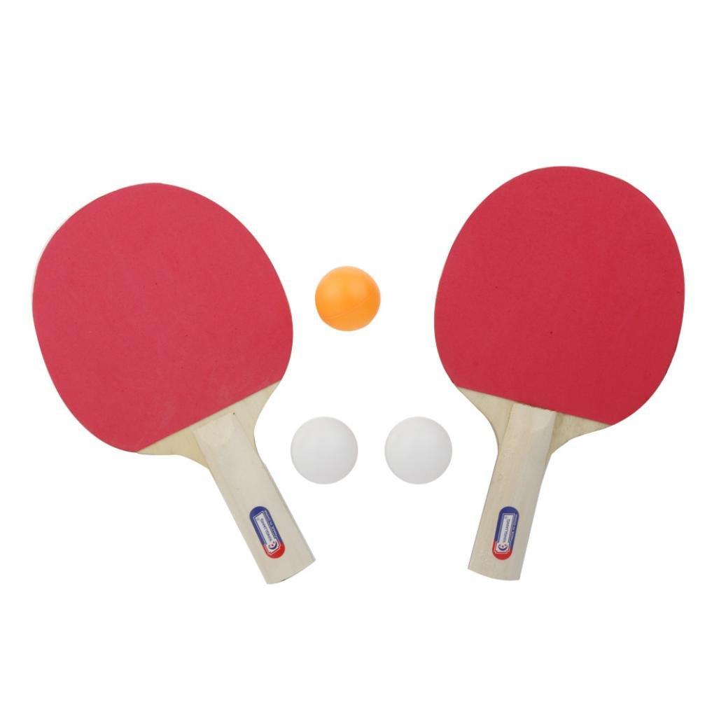 anshinto y la red de tenis de mesa PING PONG raqueta dos lados ...