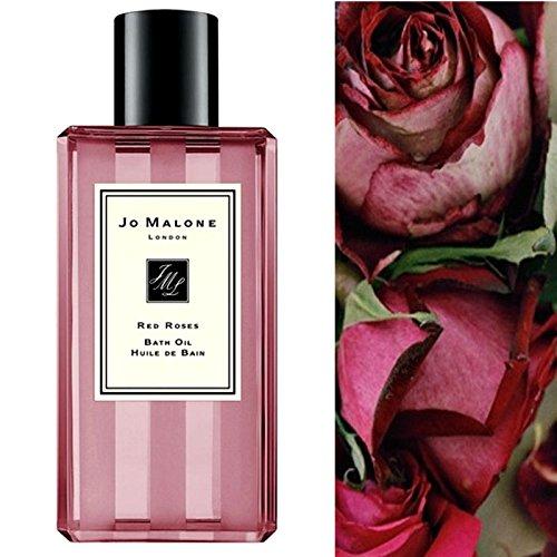 Jo Maloneジョーマローン, バスオイル - 赤いバラ (250ml)  'Red Roses' Bath Oil (8.5oz) [海外直送品] [並行輸入品] B01B3HPXYG