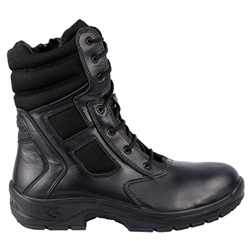 "Cofra 10310––000.w37Talla 37O2HRO SRC FO de ""Attack Zapatillas de seguridad, color negro"