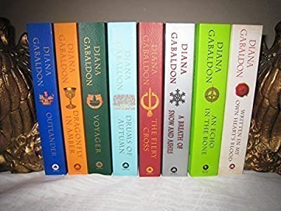 Books 1-8 of Diana Gabaldon's Outlander Series