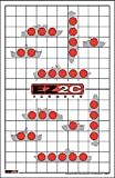 EZ2C Targets Style 22 - Sink the Boats Shooting Range Fun Game (25 Pack)