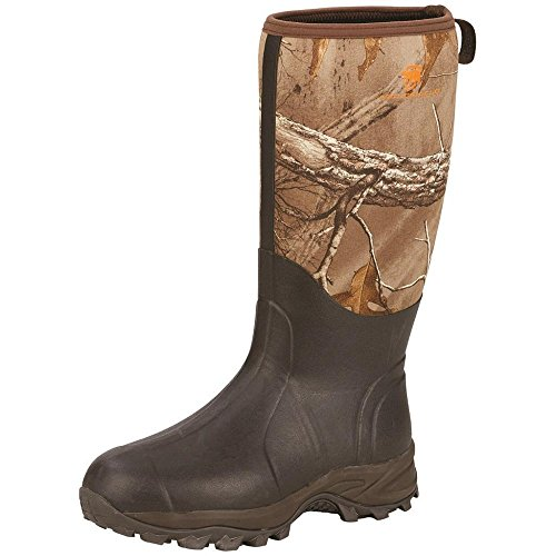 Scudo In Neoprene Artico Boot 14 Realtree Xtra, Mens 14