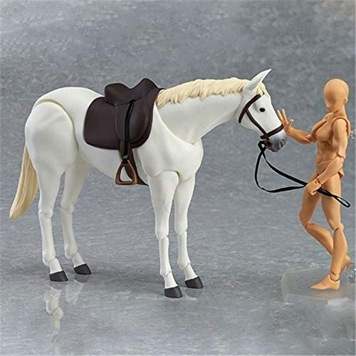 Blood Sky Creative Animation Model Movable Horse ferrite Feige Action Character Collection Model Artist Painting Model Mannequin Art Drawing Sketch by Blood Sky