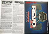 Traxxas Nitro Revo 3.3 Owners Manual & Exploded View Parts List