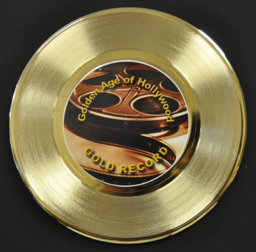 Game of Thrones Limited Edition Gold 45 Record Display. Only 500 made. Limited quanities. FREE US SHIPPING