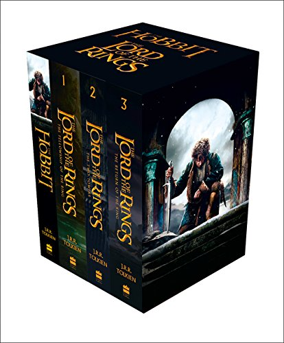The Hobbit and The Lord of the Rings pdf epub