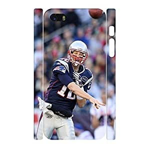 Sports Men Player Series Trendy Abstract Cool Custom Specialized Football Player Pattern Skin for Iphone 5 5S Case hjbrhga1544 by ruishername