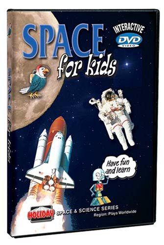 Space for Kids Interactive DVD