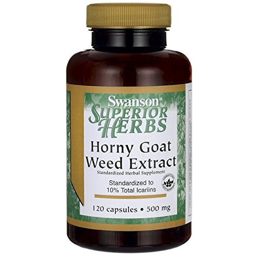 Horny Goat Weed Extract Caps