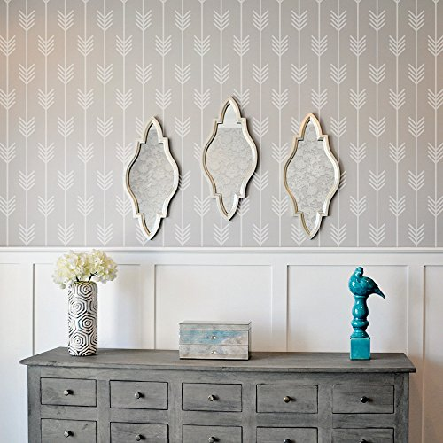 arrows-wall-and-floor-stencil-cute-stencils-laser-cut