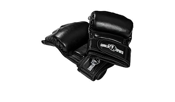 Gorilla Sports MMA Caja de Guantes Negro – Cajas ...