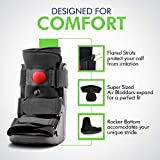 Low Top Air Walking Boot - Foot & Ankle Brace, Cam