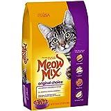 Meow Mix Original Dry Cat Food, 3.15 Lb (Pack Of 4)