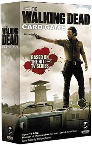 Amigo - The Walking Dead, Juego de Cartas, Juego de Mesa en español (Mercurio Distribuciones A0024): Amazon.es: Juguetes y juegos