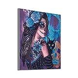 Hot!Ninasill Art DIY Manual 5D Stereoscopic Diamond Drawing...