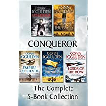 Conqueror: The Complete 5-Book Collection