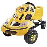 Hauck Transformers Bumblebee Pedal Go Kart