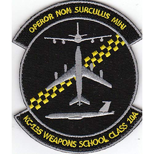 (KC-135 Weapons School Class 10A Patch Hook And Loop)