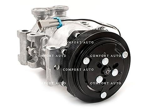 Amazon.com: 1999 1998 1997 1996 GMC C1500 C2500 C3500 Sierra Suburban Brand New AC Compressor with Clutch 1 YR WARRANTY: Automotive