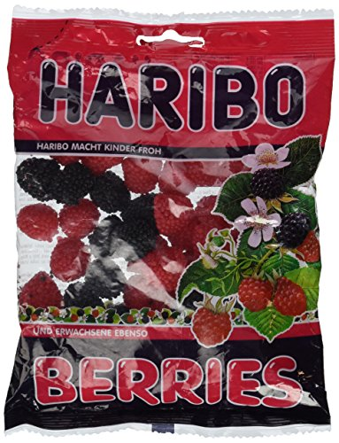 Haribo Berries Gummi Candy 200 g