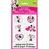 Minnie Mouse Temporary Tattoo Sheets, 4ct