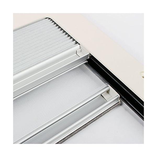 51ts%2BO56VvL Dachfenster Remis Remitop Vista 40 x 40 cm Klar + Dekalin Dichmittel für Wohnwagen oder Wohnmobil