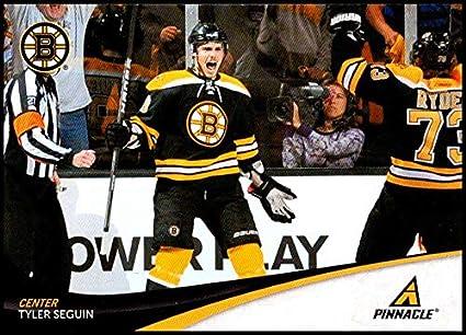 49d0eb4f3de 2011-12 Panini Pinnacle  19 Tyler Seguin NM-MT Boston Bruins Official NHL