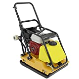 Vibratory Plate Compactor 220 lbs with Honda Engine 5.5 HP