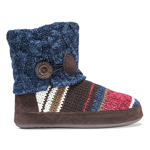 Patti Slipper MUK Navy LUKS Women's AP10X