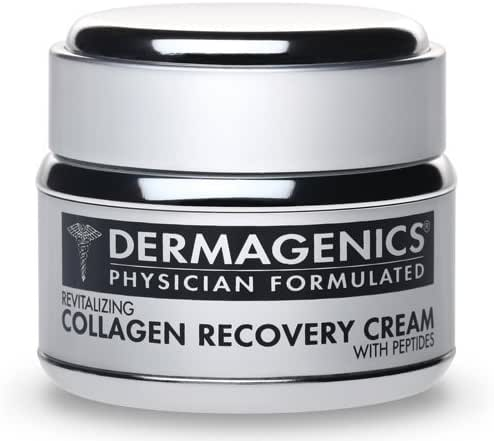 Revitalizing Collagen Recovery Cream with Peptides
