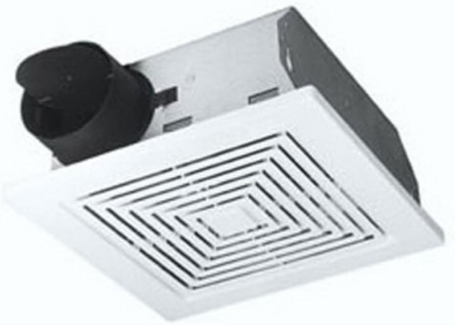 Broan 688 Bathroom Exhaust Fan With Duct Amazon Com