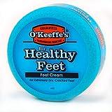 OKeeffes Healthy Feet Foot Cream, 3.2 ounce Jar