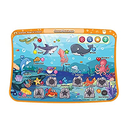 VTech Touch and Learn Activity Desk Deluxe Expansion Pack - Animals, Bugs and Critters: Toys & Games
