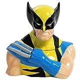 Westland Giftware Wolverine Ceramic Cookie Jar, 10.5-Inch
