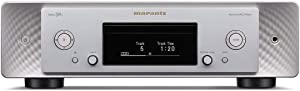 Marantz SACD30NSLG CD Player with Integrated with HEOS Built in(Silver Gold)