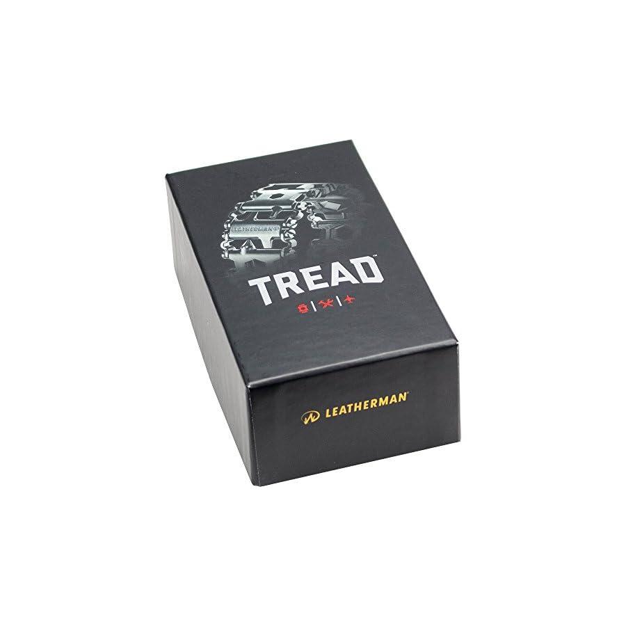 Leatherman Tread Bracelet The Travel Friendly Wearable Multi Tool
