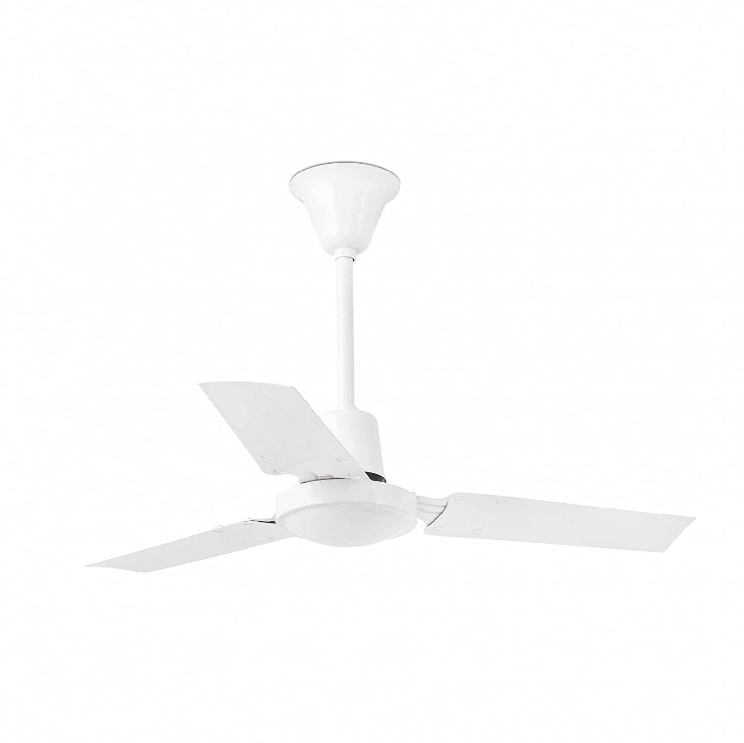 Faro Barcelona Mini Indus Fan without Light Motor and