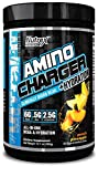 Nutrex Research Amino Charger Plus Hydration, Peach Pineapple, 10.1 Ounce