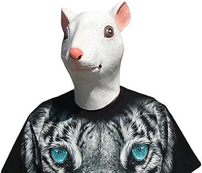 Rat Mask Hero Splinter Ninja Turtles Animal Latex Movie Fancy Dress Party Masks