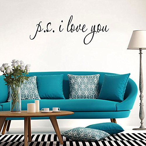 ps i love you decal - 7
